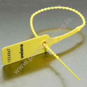 The Garnnit Enterprises Plastic Seal Tag Moulded Plastic